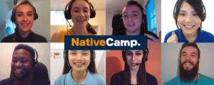 2位:ネイティブキャンプ【オンライン英会話を辛口比較】